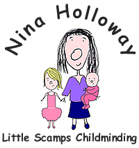 Nina Holloway - Little Scamps Childminding